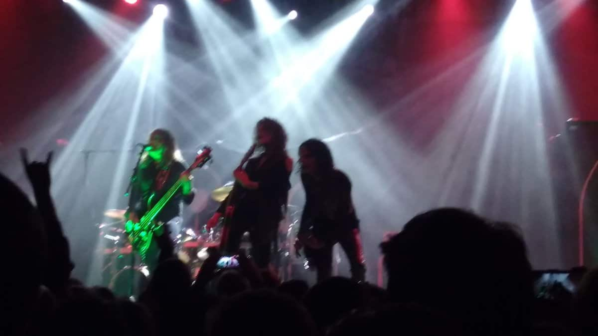 Tribulation Live at Madrid